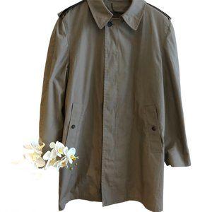 London Fog, Men's-42 Thinsulate Lined Raincoat